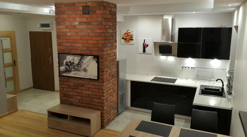 Wyposażenie mieszkania pod wynajem