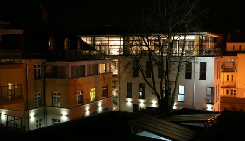 Widok na VillaPark Gorzow
