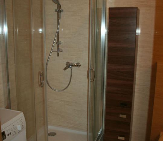 Kabina prysznicowa - wynajem