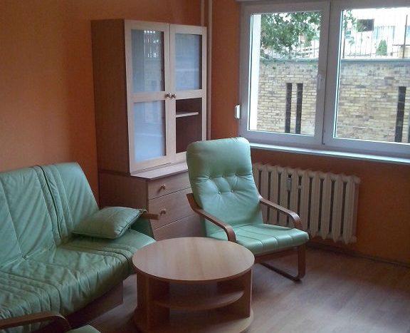 Salon - mieszkanie dla studentów